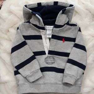 Ralph Lauren  polo hoodie 9M